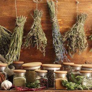Tee, Kräuter & Gewürze