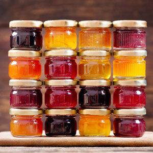 Honig, Marmelade & Aufstriche